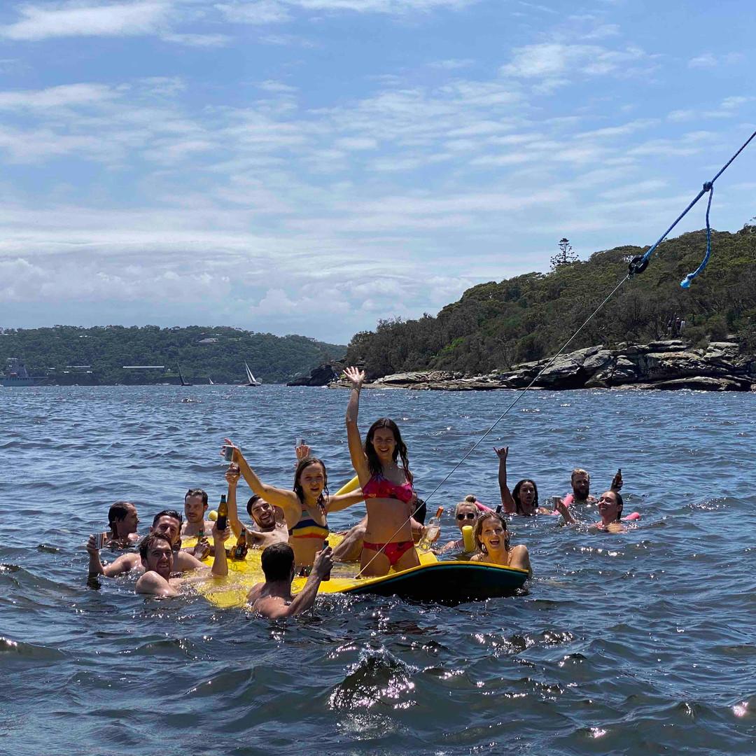 Aqua Lily Pad party.jpg