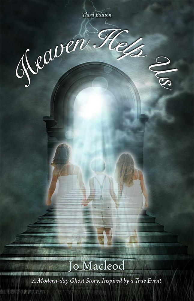 """Heaven Help Us"" a book by author Jo Macleod"