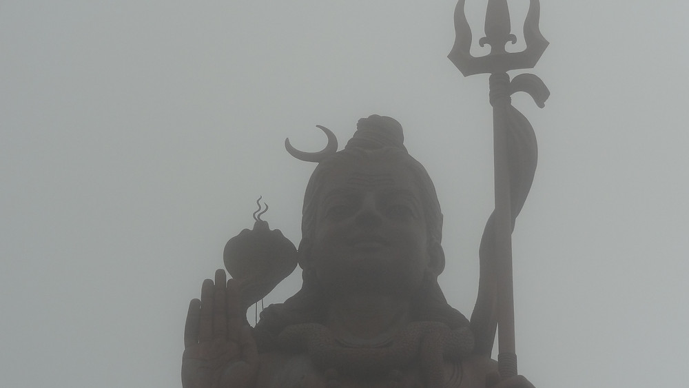Shiva, maître de Grand Bassin !