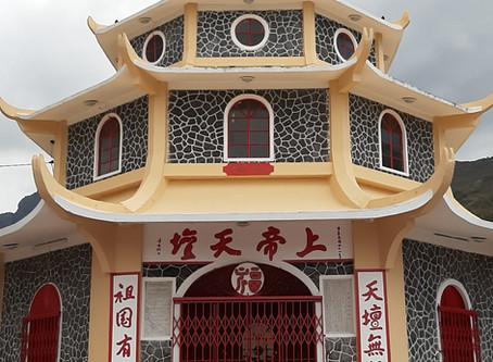 Pagode Thien Thane - Le Temple du Ciel