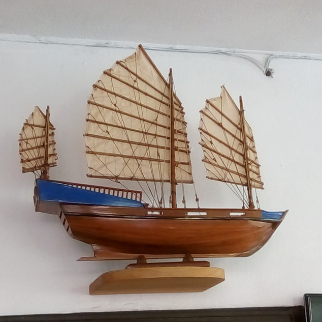 Maquette artisanale
