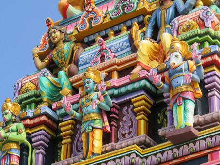 Sur la route de la spiritualité hindoue ... chapitre 3
