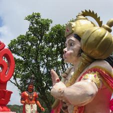 Aum Hanuman !
