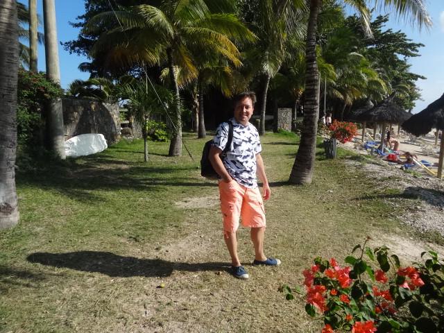Eric, Ihr Touristenführer auf Mauritius !