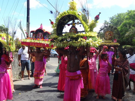 The History of Thaipoosam Cavadee