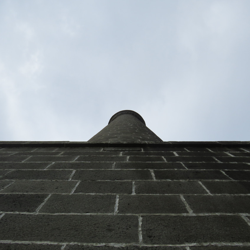 Culture with this Heritage chimney!