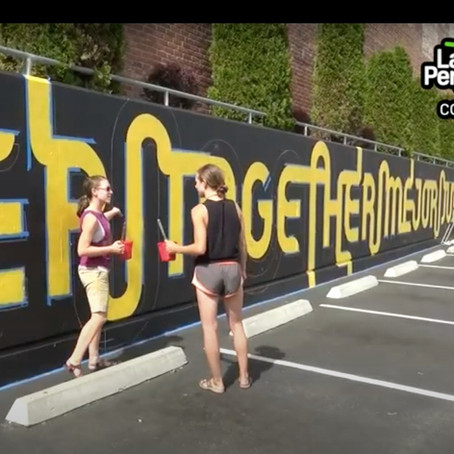 Entrevista de Ellen y Heather por La Pera TVRadio