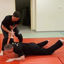 self defense Fémolant Frédéric courçon 2