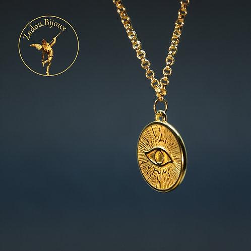 Collier œil d'Horus