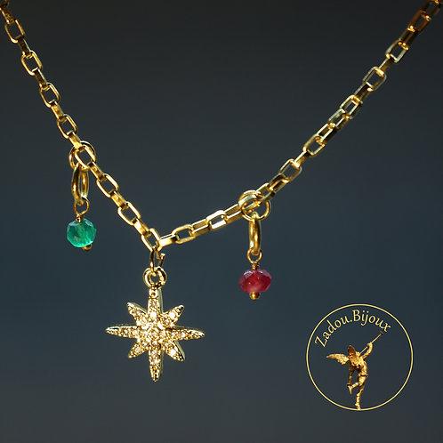#049 Bracelet Estrellita