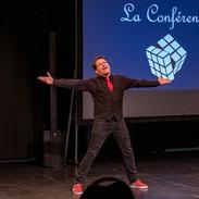 La Conférence Michel Desaubies Mention o