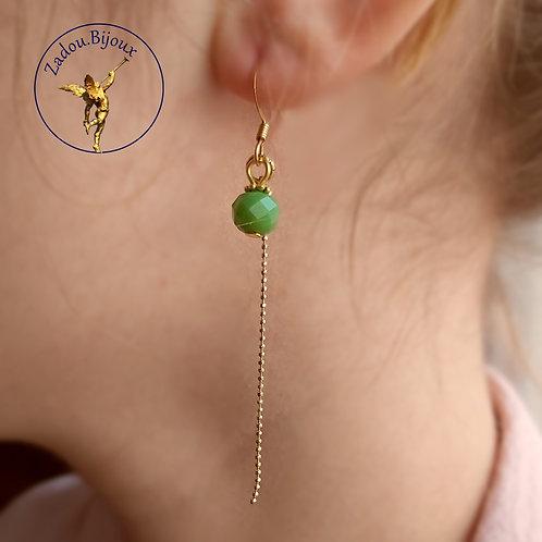 Boucles d'oreilles Suni (1 pièce)