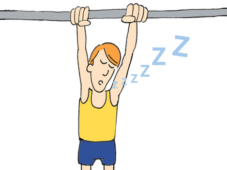 Tren deg til god søvn