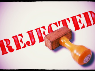 Coping with Rejection In Your Academic Career