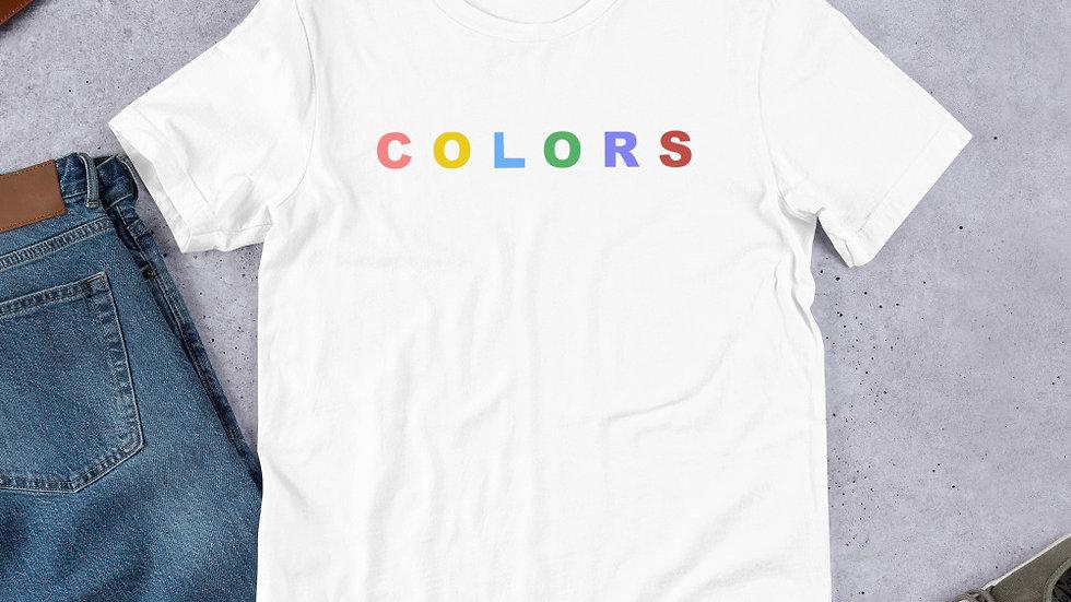 """""""Colors"""" Unisex T-Shirt"""