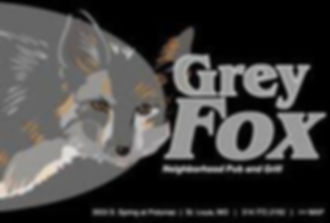 Grey Fox Pub