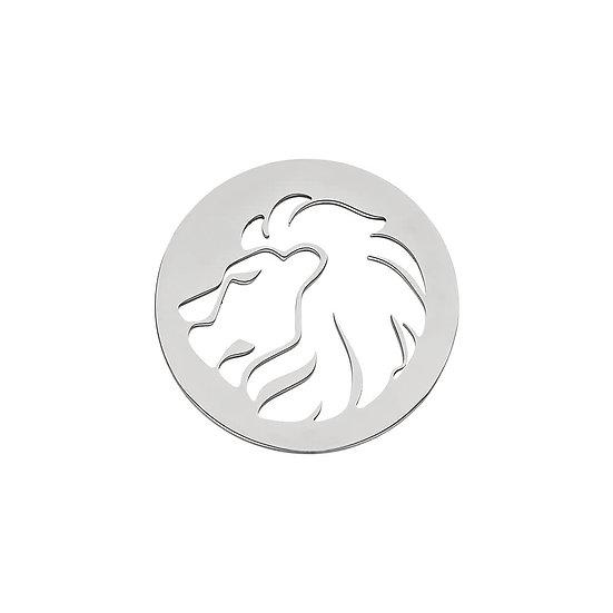 Signe du zodiaque, disque de 30mm pour associer au pendentif à parfumer mix&matc