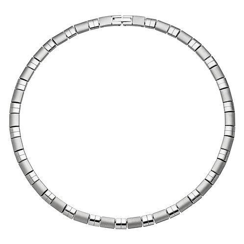 Collier magnétique Pure au design mat-brillant