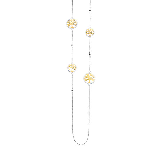 Collier magnétique tournante Tree of Life