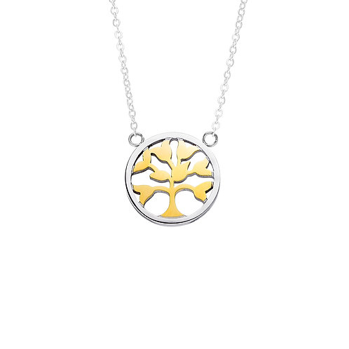 Collier magnétique Tree of Life