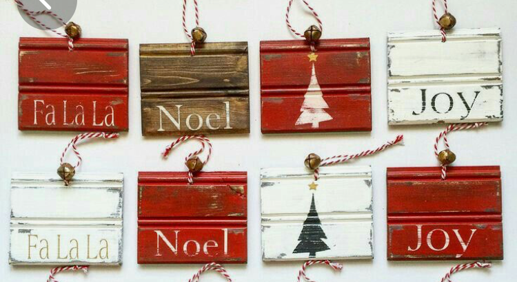 Kids Christmas Ornaments (3) | Dec 7