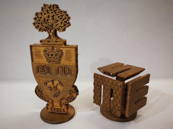 3D printed UofT and MSE logos using brass_v01.jpg