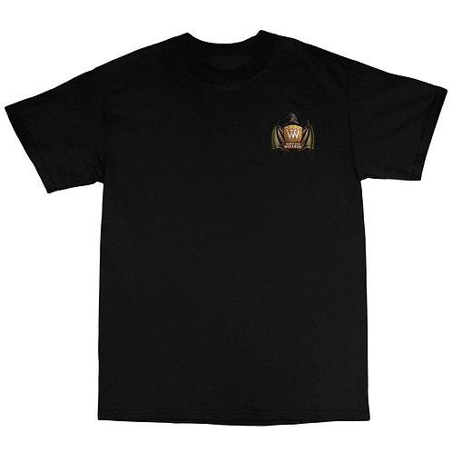 Wings & Wizard Logo T-Shirt