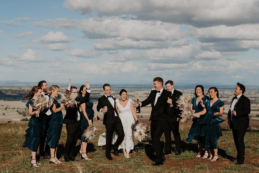 Mellyrain Events Wedding Planning Styling Coordination Sarah & Matt