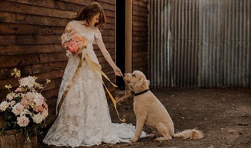Bohemian Boho Wedding Country Victoria R