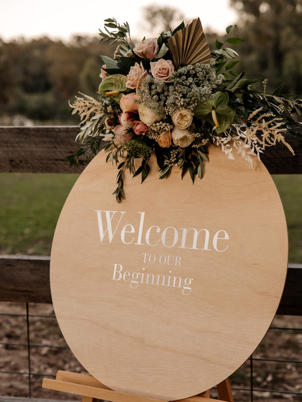 Country Farm Rustic Wedding North East V