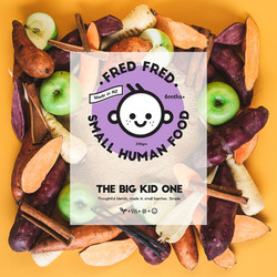 TheBigKidOne fred fred small human baby food