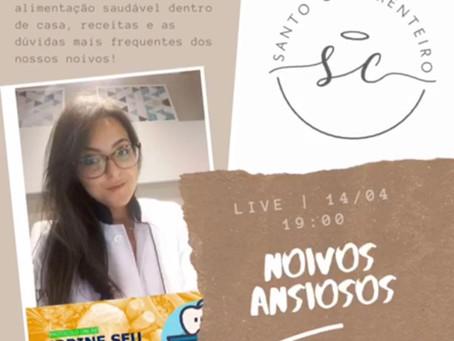 NOIVOS ANSIOSOS - Nutricionista Priscila Ishimaru x Suco + Shot para o sistema imunológico