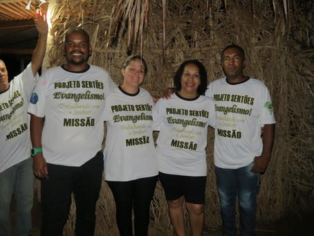 Missão Tribo Terena