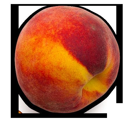 Peach frais