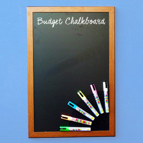 Eco Blackboards Framed (300x400mm)