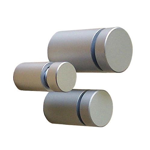 Aluminium Flat Head Standoff (Satin)