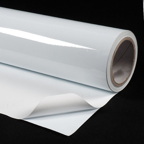 Dry-wipe Adhesive Film 650mm wide (per metre)