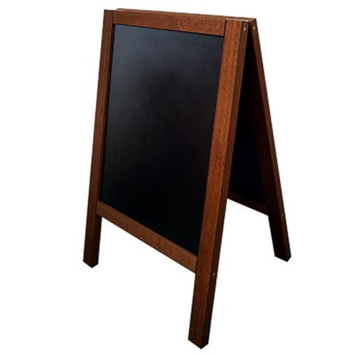 Heavy duty chalk A-board Medium