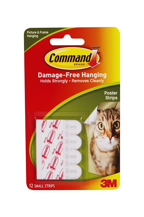 3M Command Poster Strips