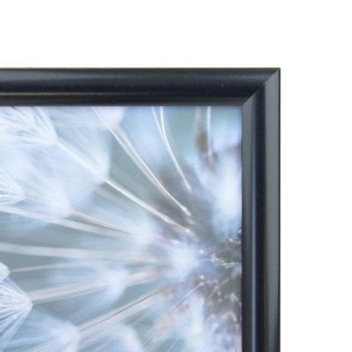 A3 Snap Frame Poster Holder - Black Frame