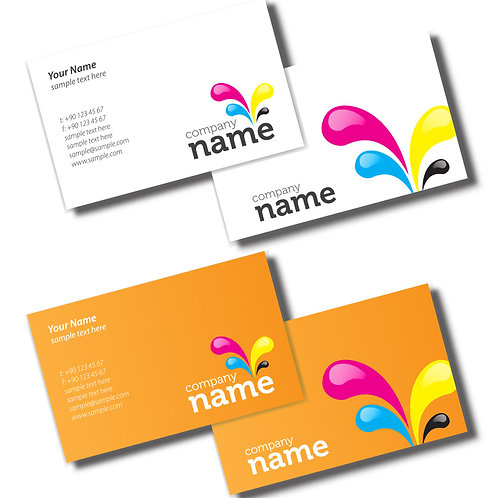 Business Cards (x500)