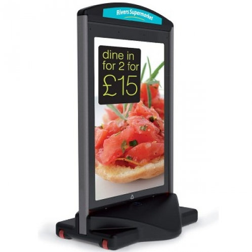 Icon Forecourt Stand