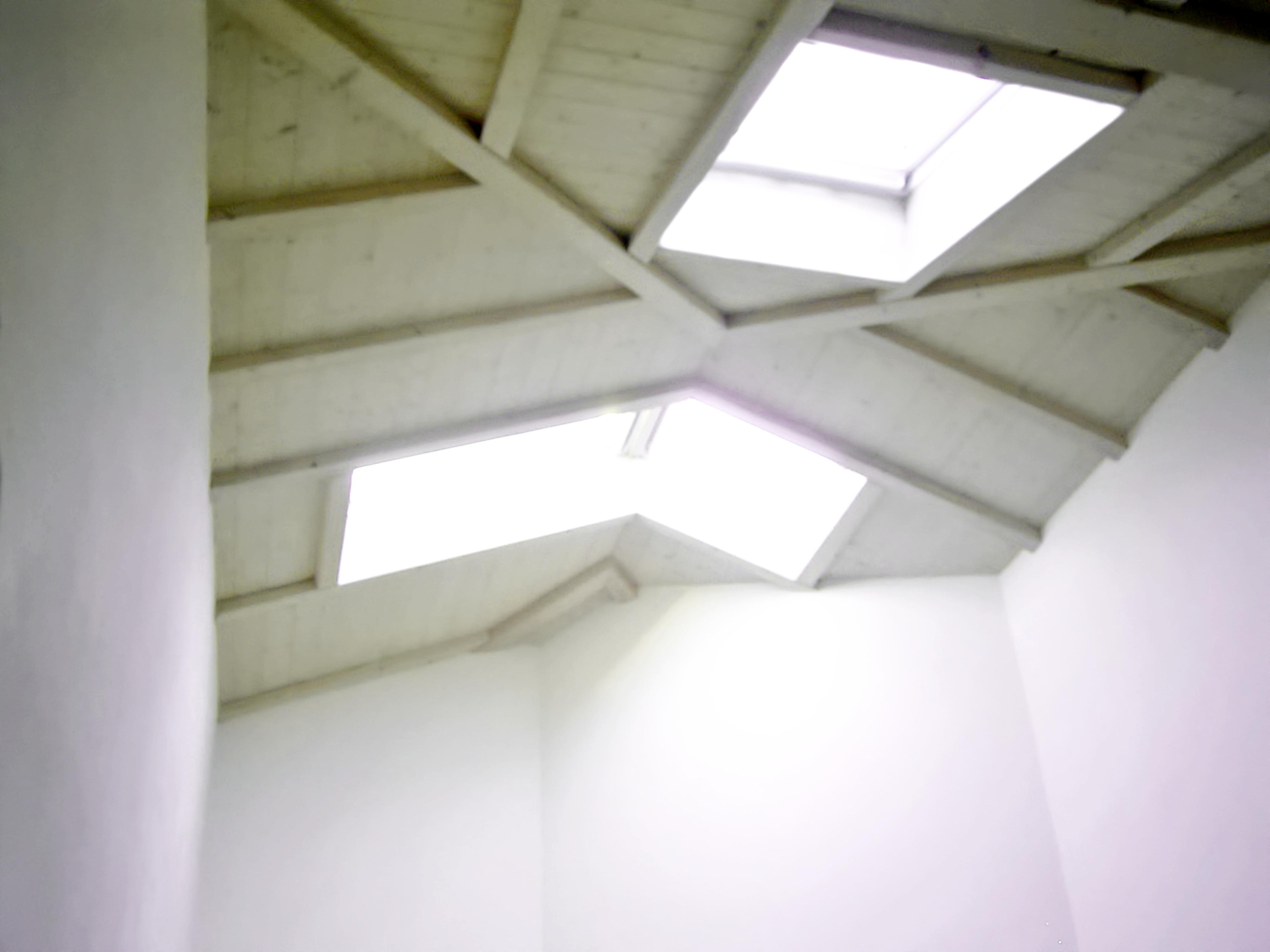 Flur Dachfenster