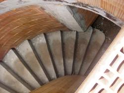 Rohbau Treppe