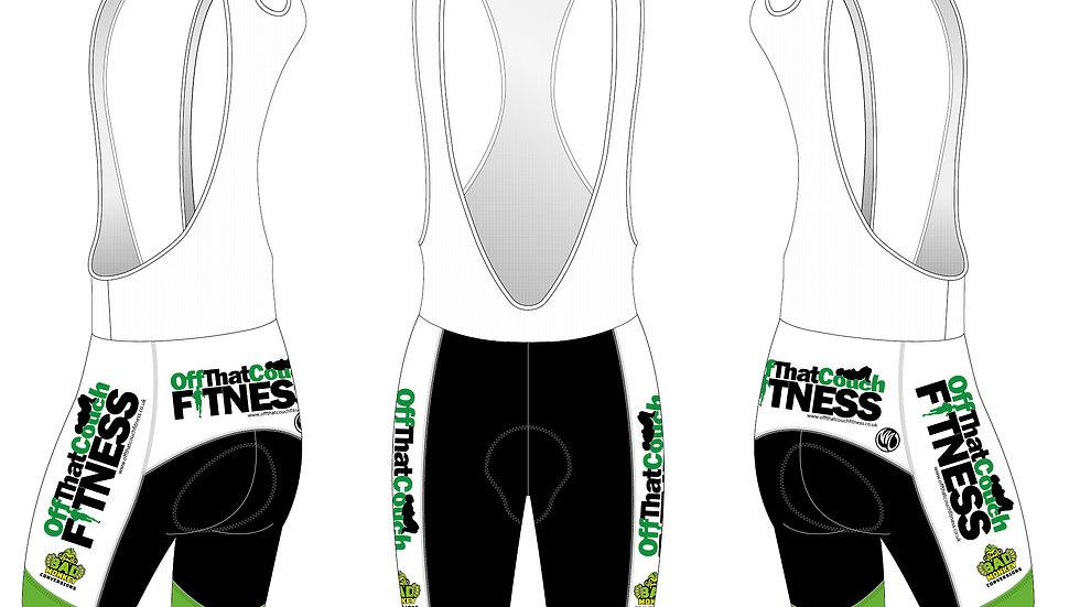 OTCF Men's Cycling Bib Shorts