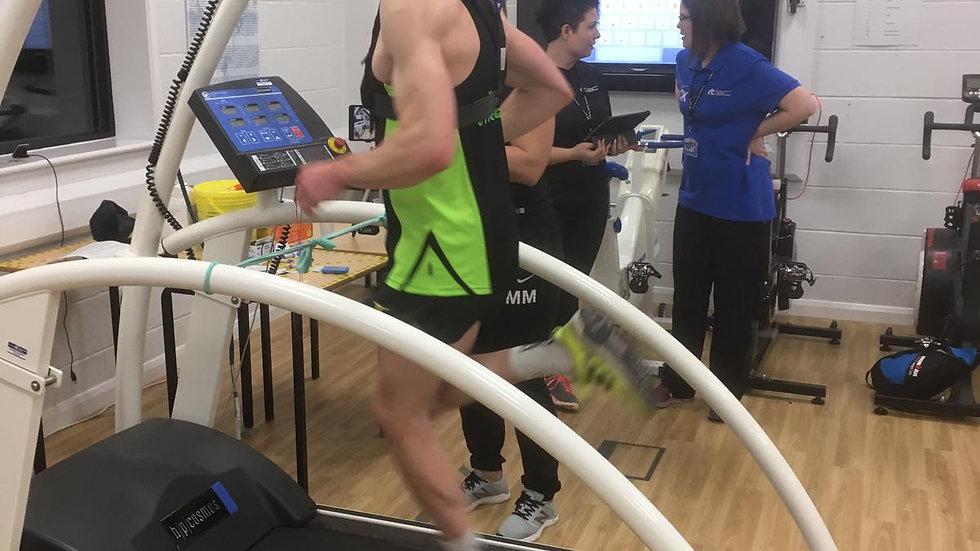 OTCF Lactate Run Test