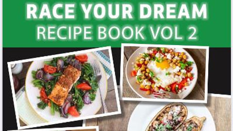 OTCF Chase 2 Race Your Dream Recipe 2 Book