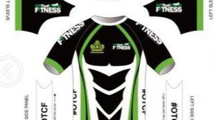 OTCF Men's T Shirt Black Design