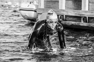 IM Copenhagen 2014 swim exit