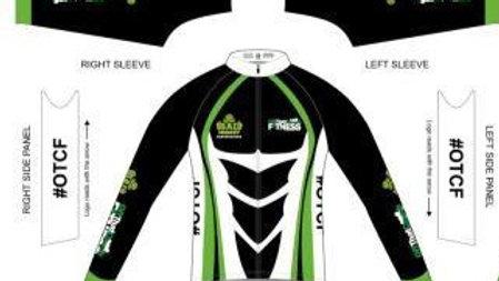 OTCF Men's Long Sleeve Cycling Jersey